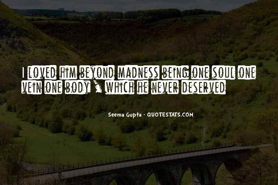 Broken Heart And Soul Quotes #1551780