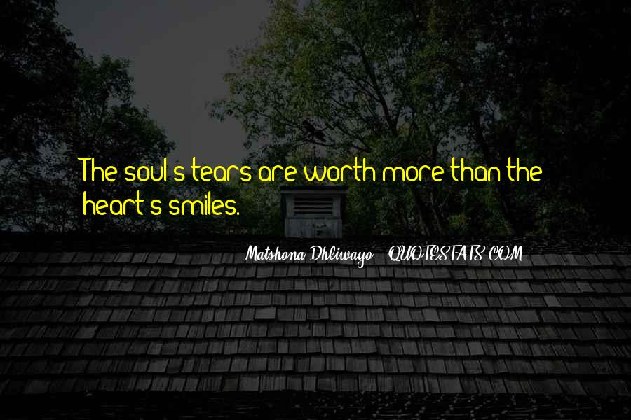 Broken Heart And Tears Quotes #1662182