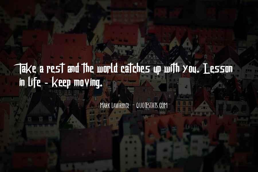 Broken Moving On Quotes #1112146