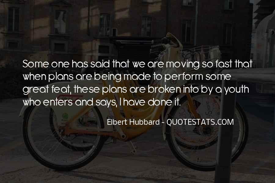 Broken Moving On Quotes #1466782
