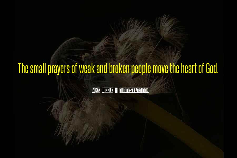 Broken Moving On Quotes #750813