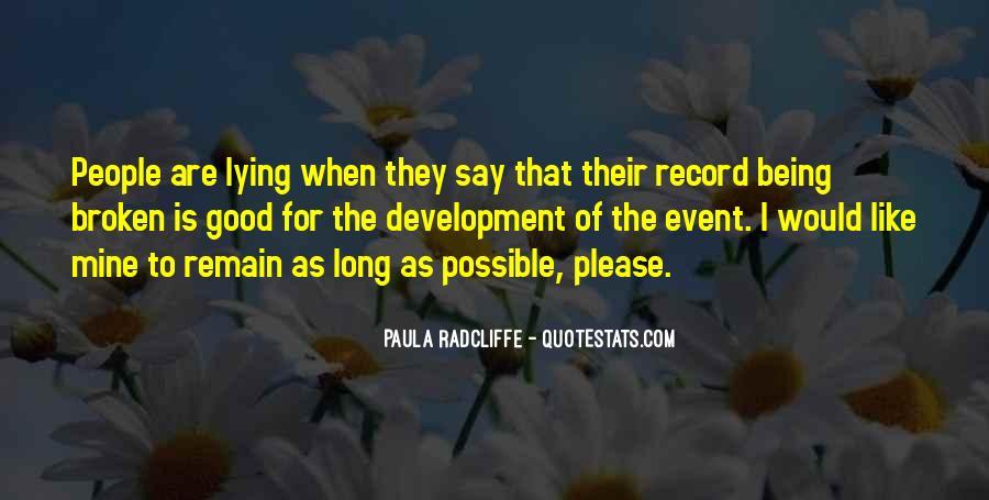 Broken Record Quotes #1571588