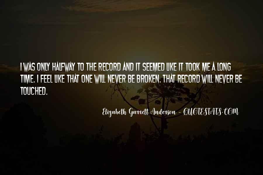 Broken Record Quotes #1793969