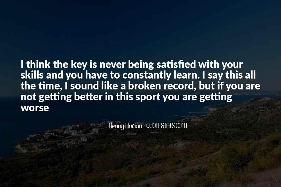 Broken Record Quotes #202843