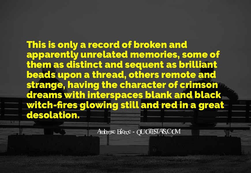 Broken Record Quotes #473760