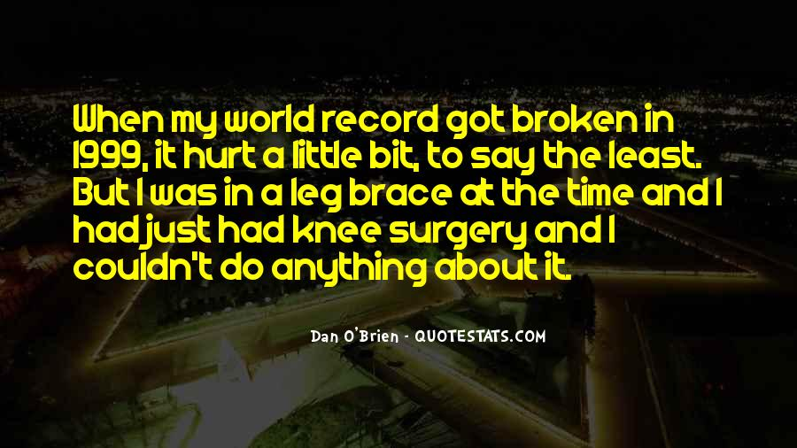 Broken Record Quotes #576106