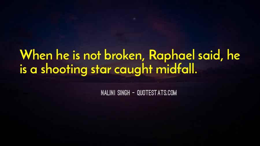 Broken Star Quotes #1574760
