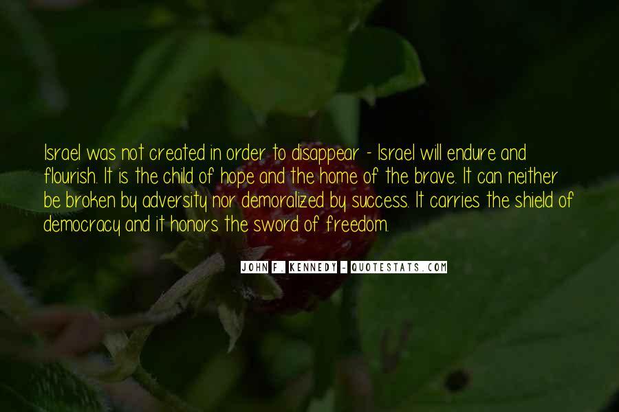Broken Sword Quotes #1213110