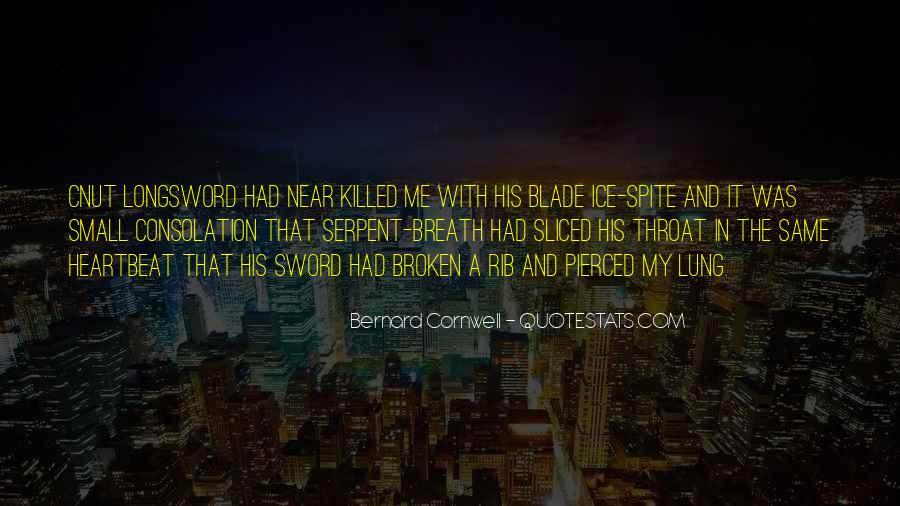 Broken Sword Quotes #1402520