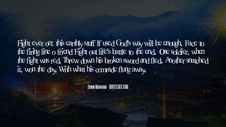 Broken Sword Quotes #1417491