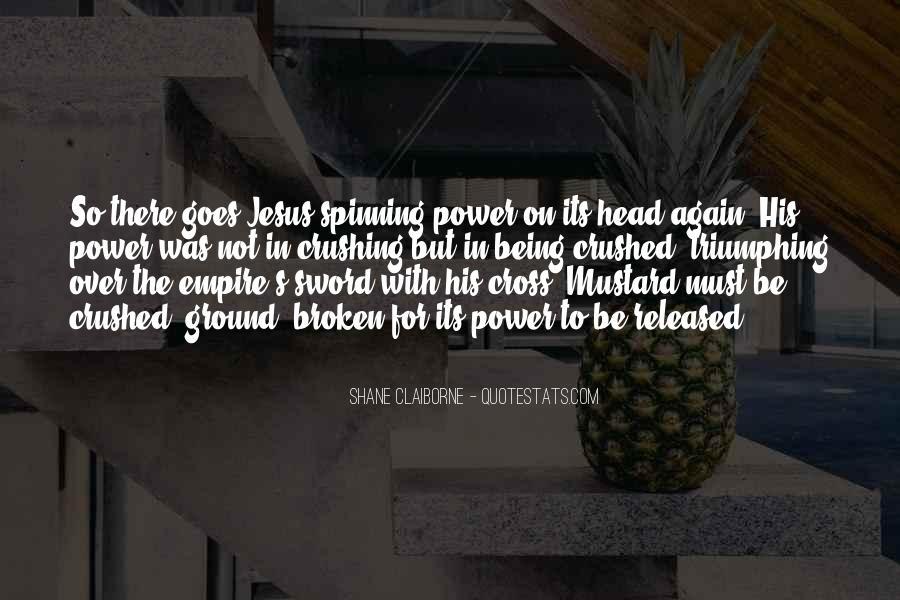 Broken Sword Quotes #468211