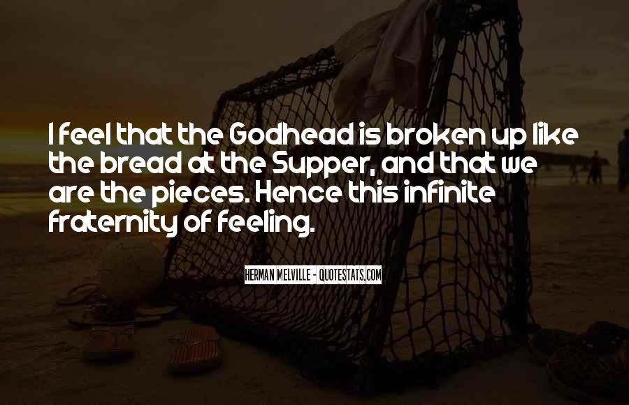 Broken Up Sad Quotes #13585