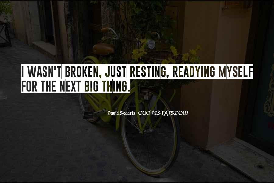 Broken Up Sad Quotes #16559