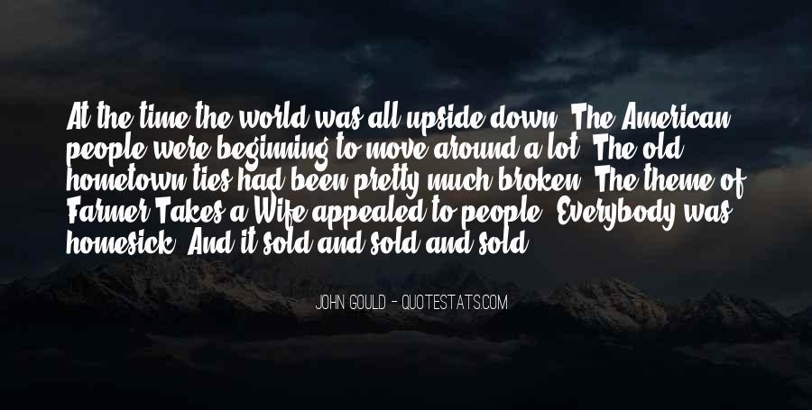 Broken Up Sad Quotes #1707