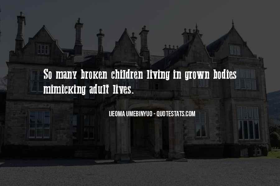 Broken Up Sad Quotes #19235