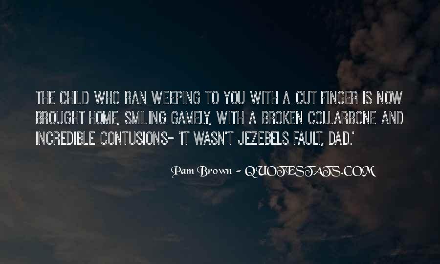 Broken Up Sad Quotes #2043