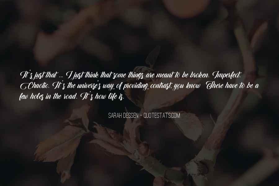 Broken Up Sad Quotes #20995