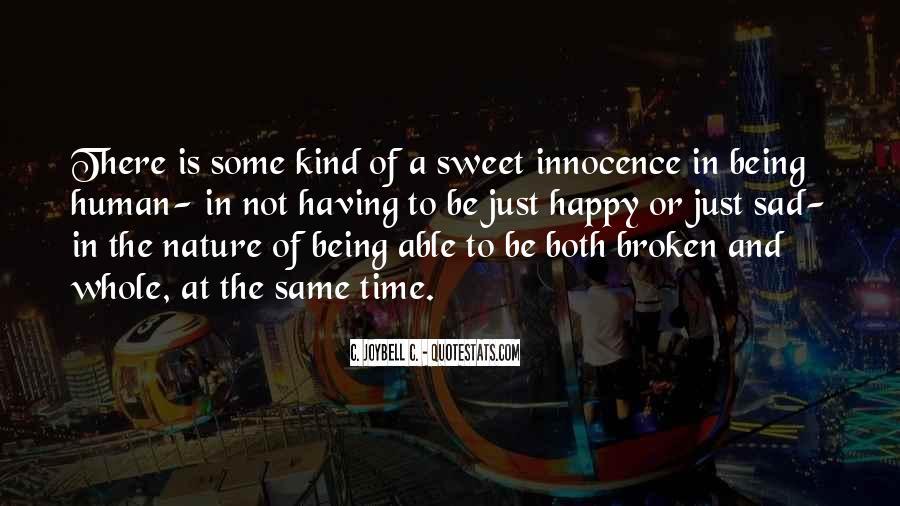 Broken Up Sad Quotes #21663