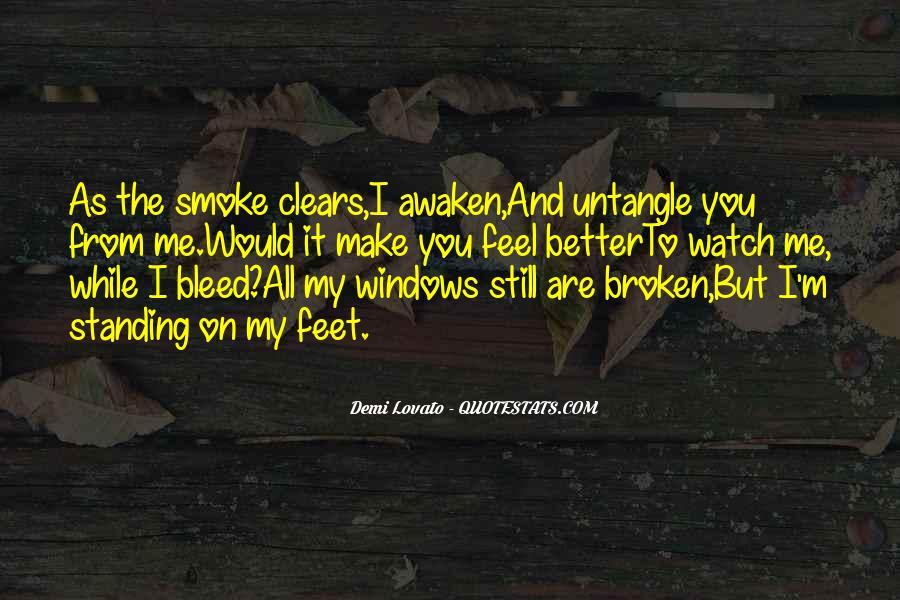 Broken Up Sad Quotes #24368