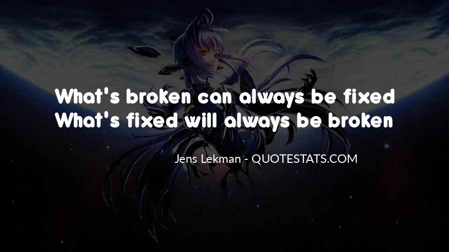 Broken Up Sad Quotes #24811