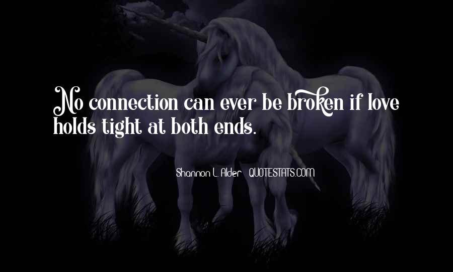Broken Up Sad Quotes #27917