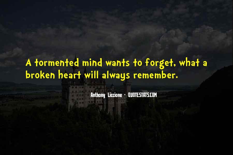 Broken Up Sad Quotes #29254