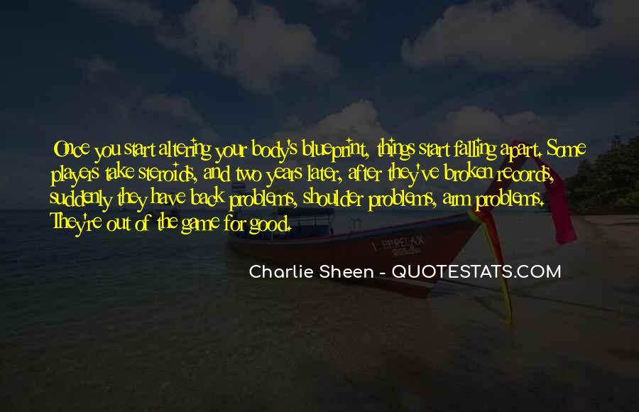 Broken Up Sad Quotes #362