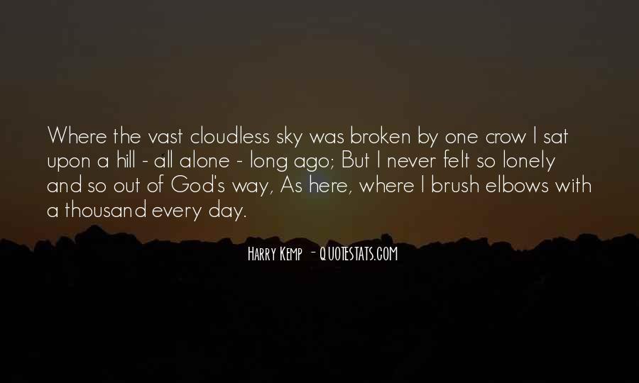 Broken Up Sad Quotes #469
