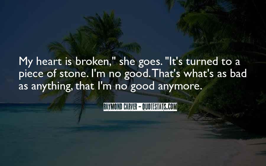 Broken Up Sad Quotes #4741