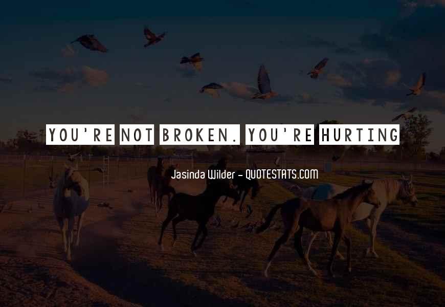 Broken Up Sad Quotes #5519