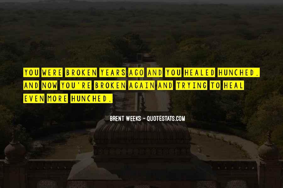 Broken Up Sad Quotes #6914