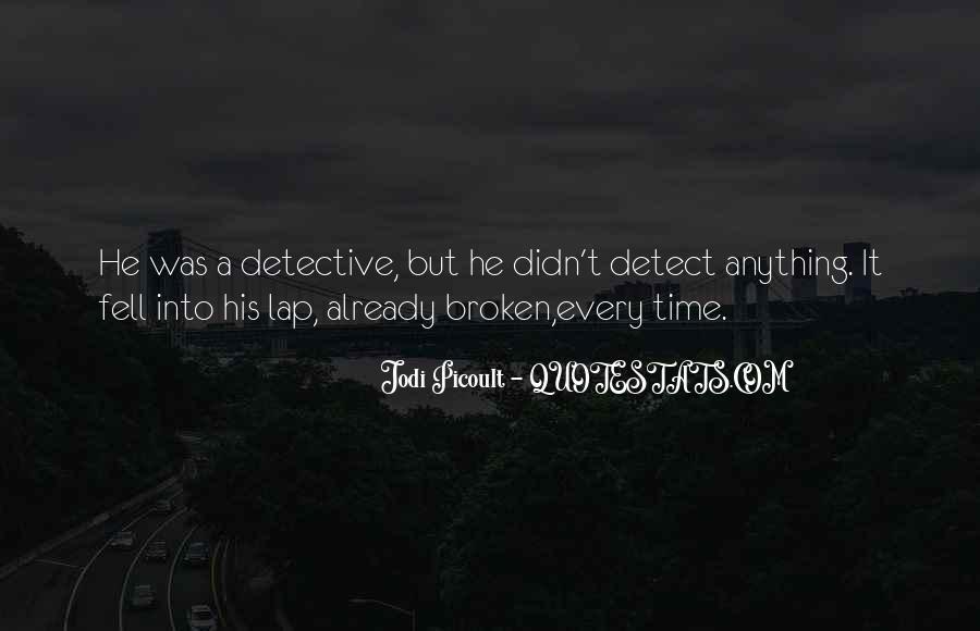 Broken Up Sad Quotes #895