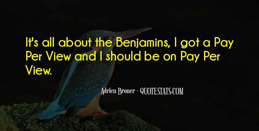 Broner Quotes #1039374