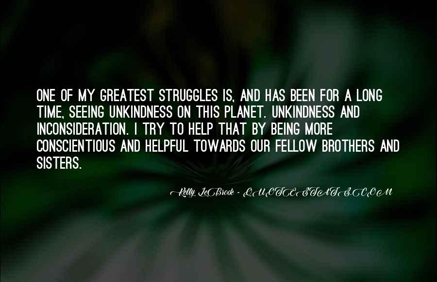 Brothers Being There For You Quotes #106037
