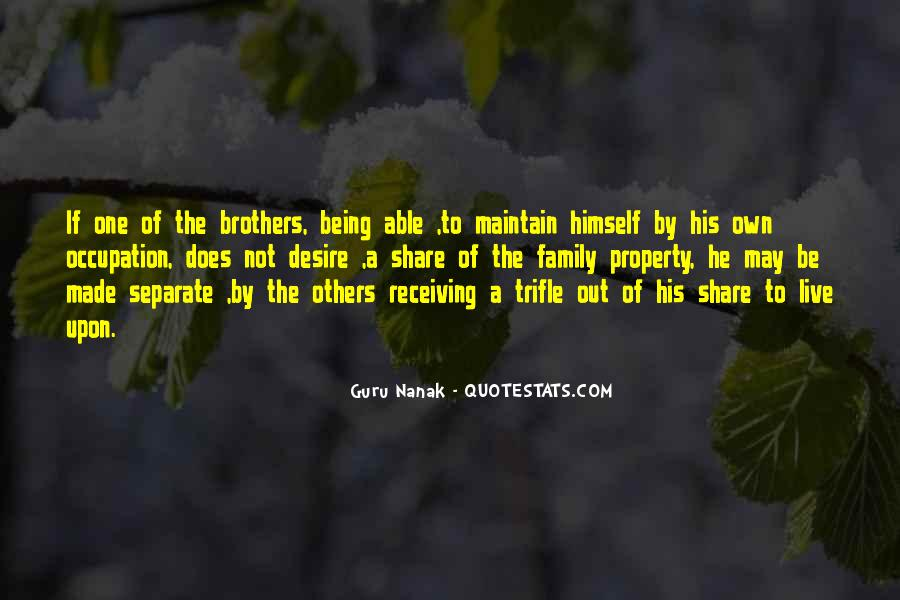 Brothers Being There For You Quotes #209442