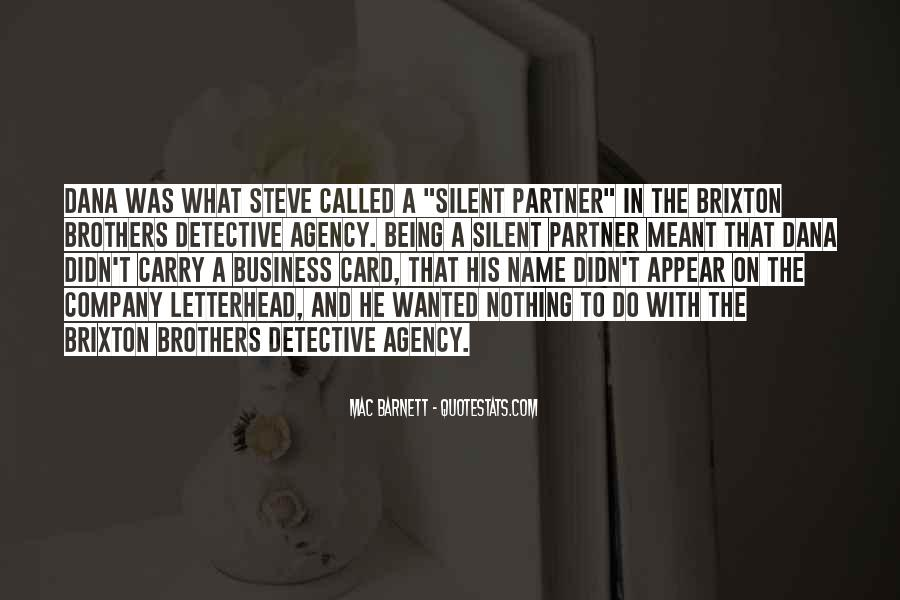 Brothers Being There For You Quotes #425421