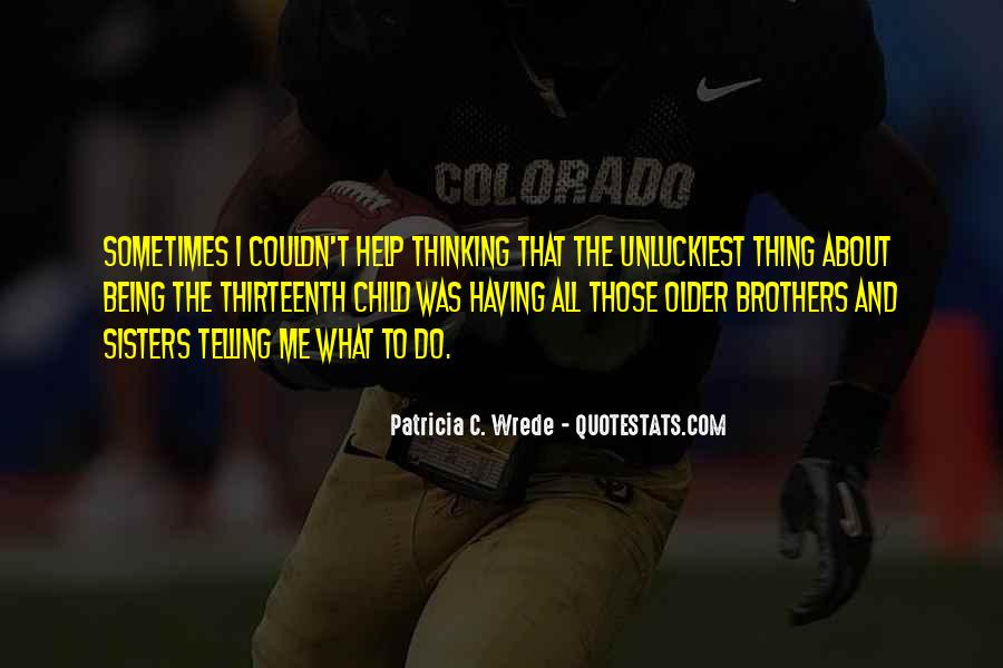 Brothers Being There For You Quotes #65752