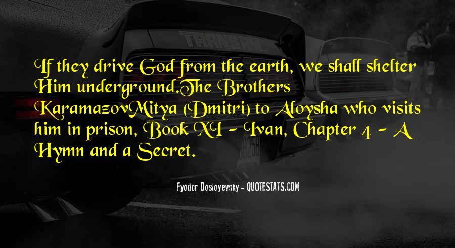 Brothers Karamazov Dmitri Quotes #973955