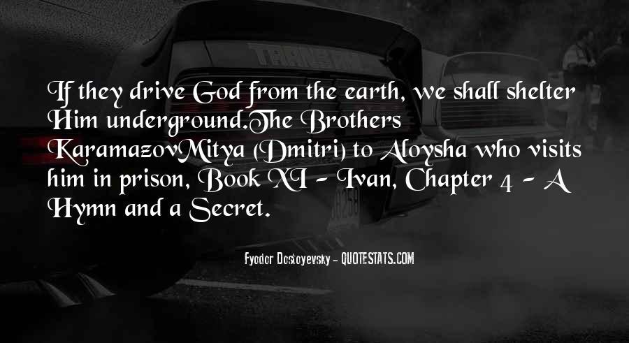 Brothers Karamazov Ivan Quotes #973955