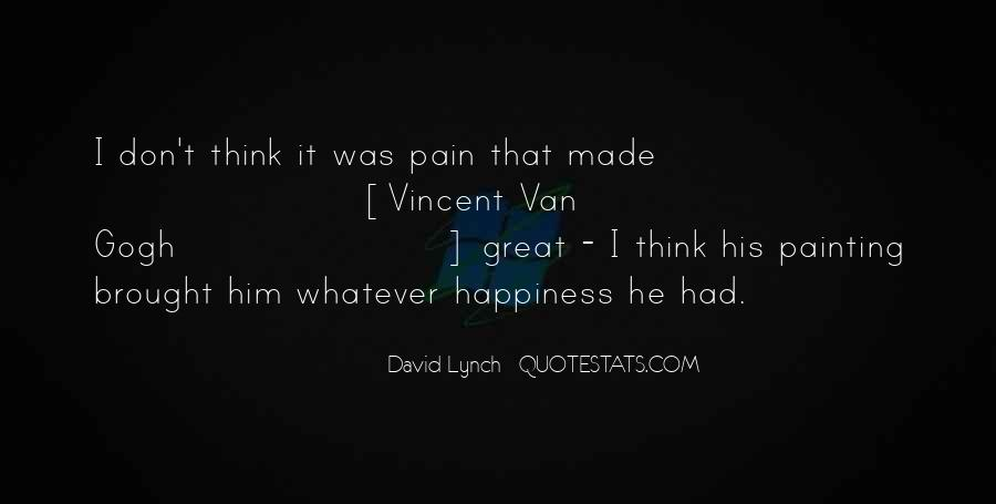 Brought Happiness Quotes #1567020