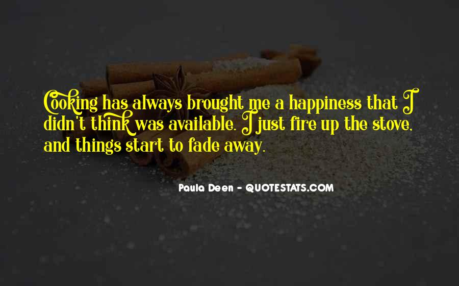 Brought Happiness Quotes #1808785