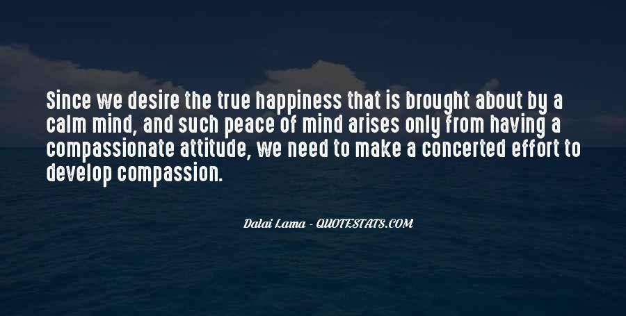 Brought Happiness Quotes #643996