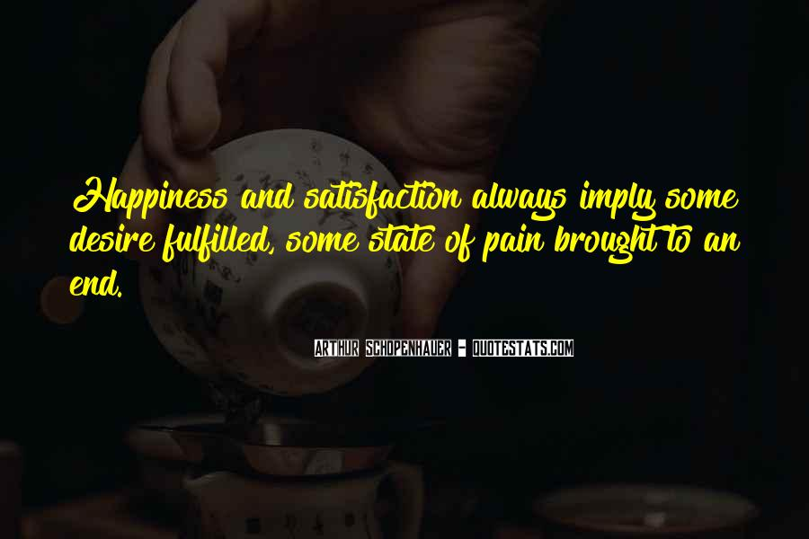 Brought Happiness Quotes #725779