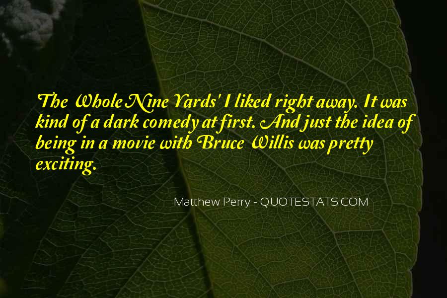 Bruce Perry Quotes #1277600