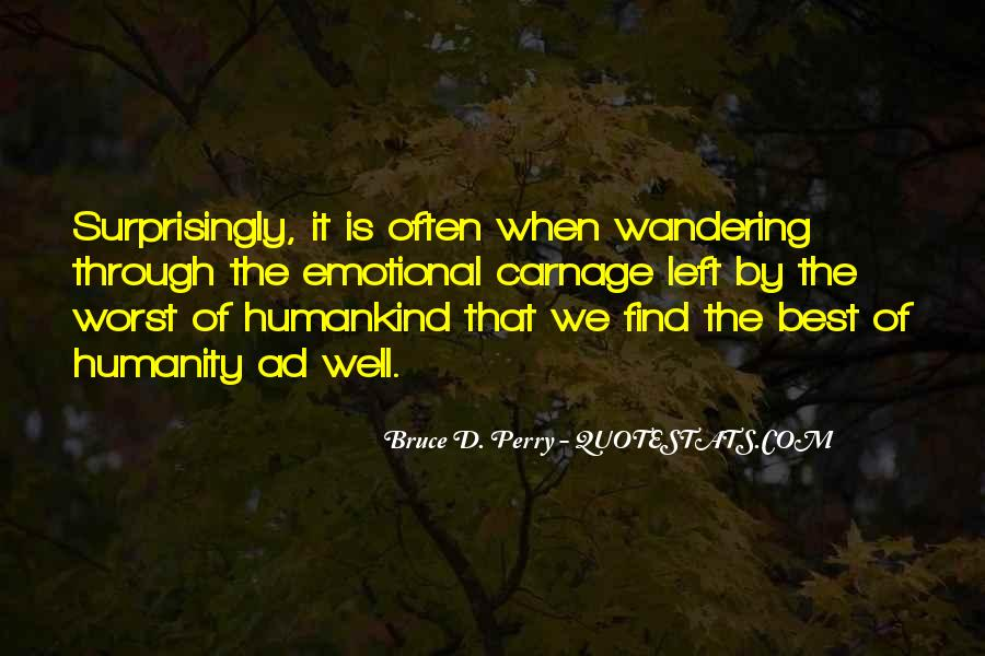 Bruce Perry Quotes #788436