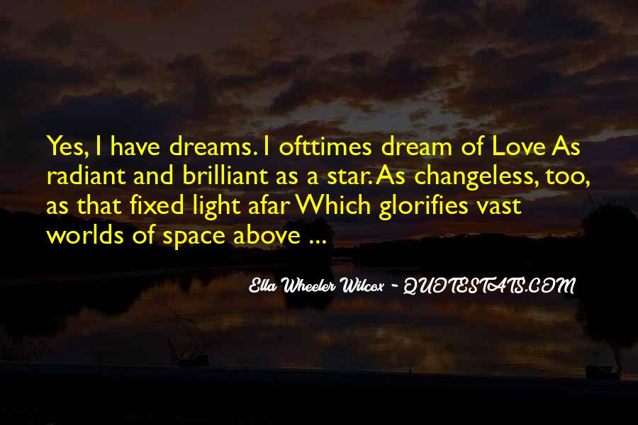Quotes About Love And Dreams #123307