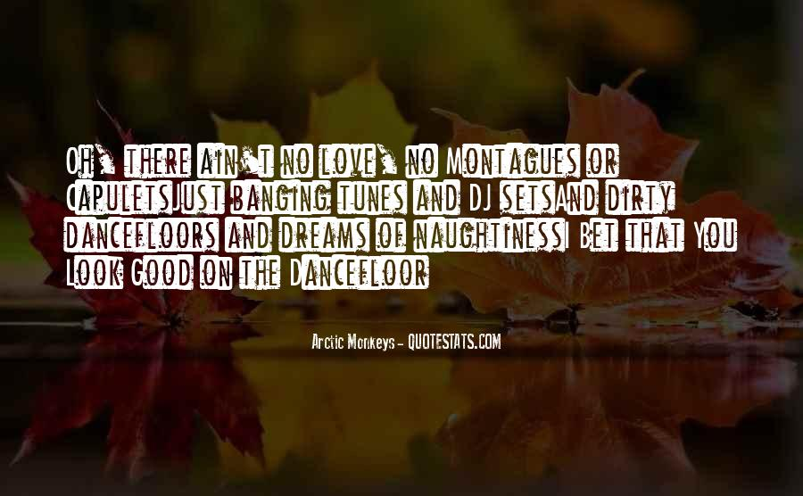 Quotes About Love And Dreams #140196