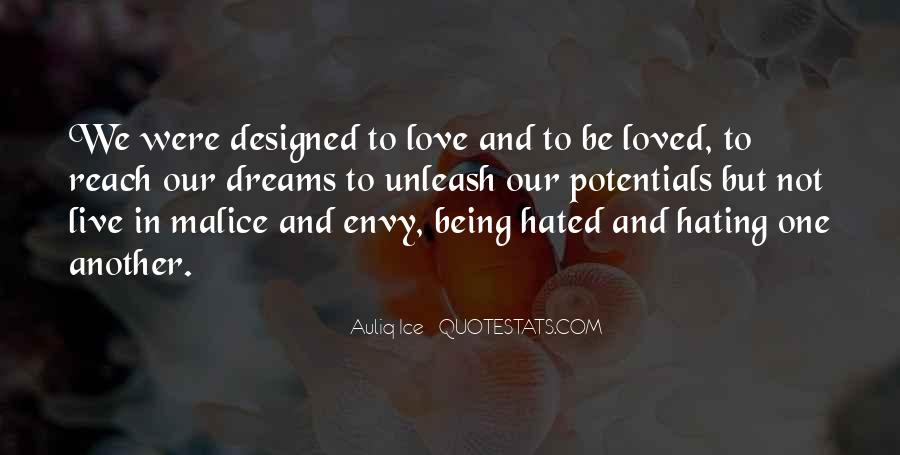 Quotes About Love And Dreams #160978