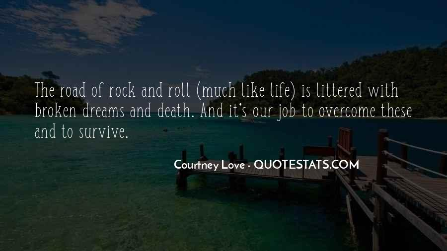 Quotes About Love And Dreams #171452