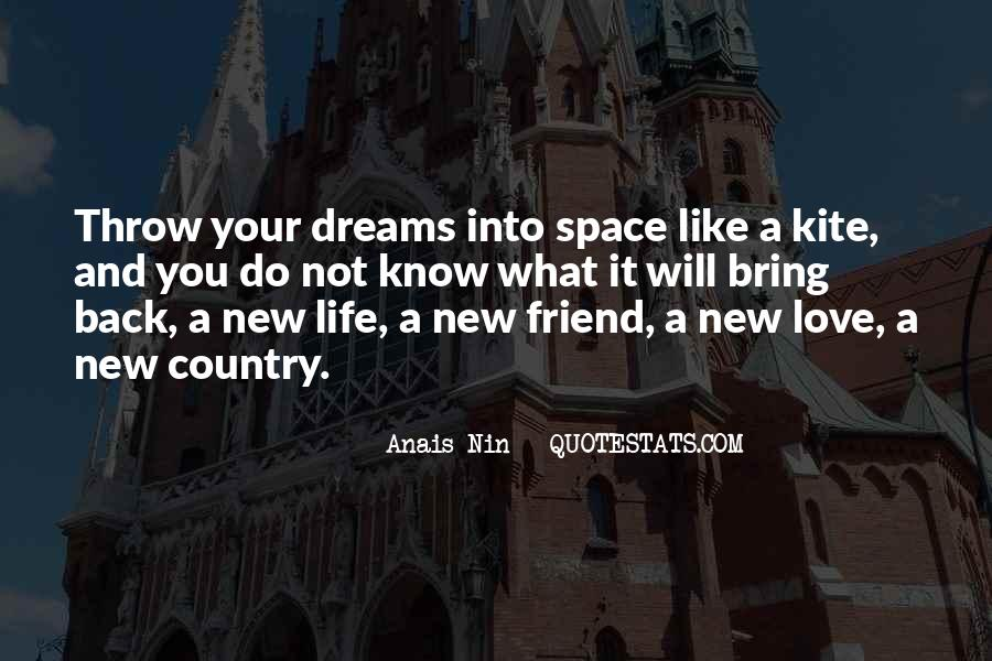 Quotes About Love And Dreams #221460